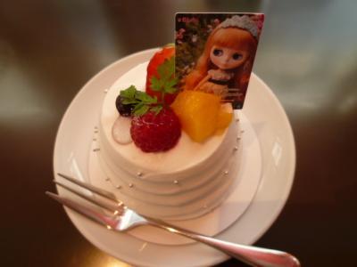 スペシャルケーキ♪