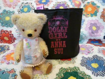 DOLLY GIRL BY ANNA SUI♪