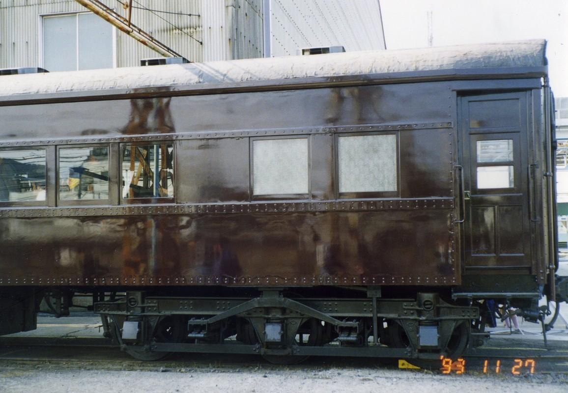 19931127 大宮工場 供奉車344_2s