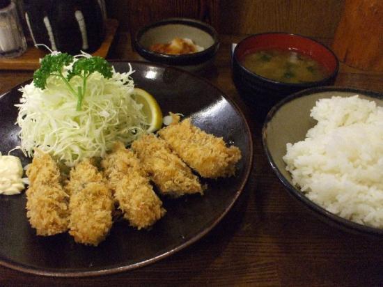牡蠣フライ01