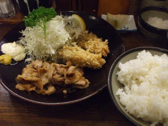 牡蠣生姜01