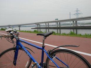 荒川サイクリング7-11-01