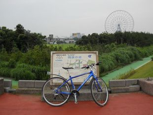 荒川サイクリング7-11-06