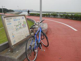荒川サイクリング7-11-07