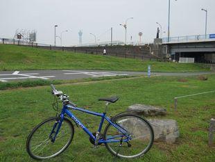 荒川サイクリング7-11-26