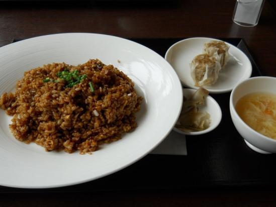 桂林炒飯ランチ01