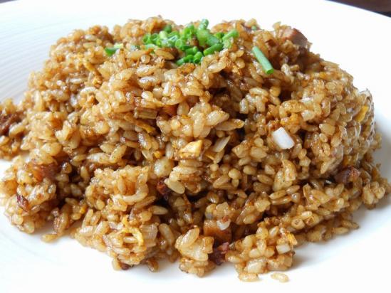桂林炒飯ランチ02