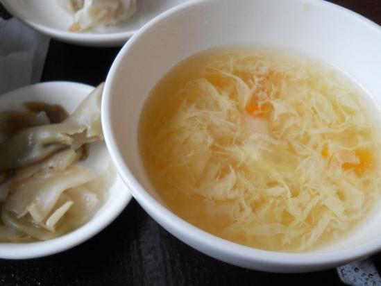 桂林炒飯ランチ04