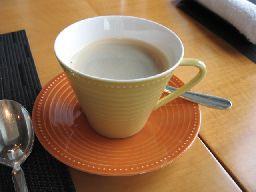 マンダリン ケシキ コーヒー