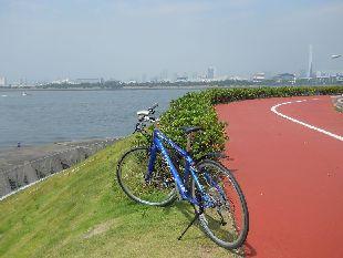 サイクリング7-30-46