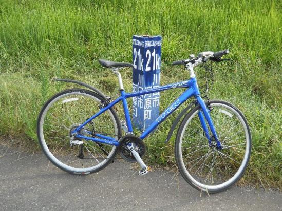 荒川サイクリング8-8-1