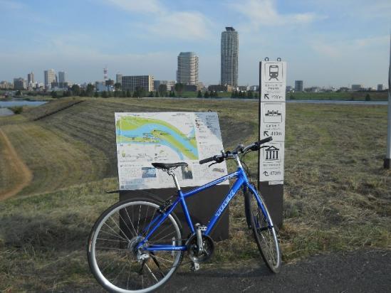 荒川サイクリング01