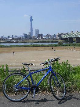 荒川サイクリング11