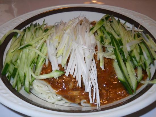 大勝軒ジャジャ麺02
