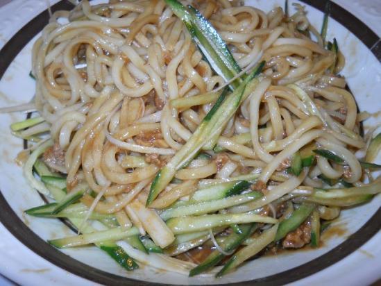 大勝軒ジャジャ麺03