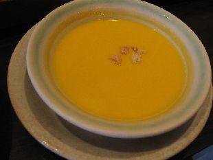 グリルK冷たいかぼちゃのスープ