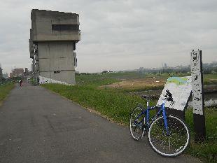 荒川サイクリング10-17-02