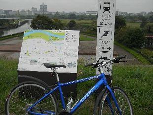 荒川サイクリング10-17-03