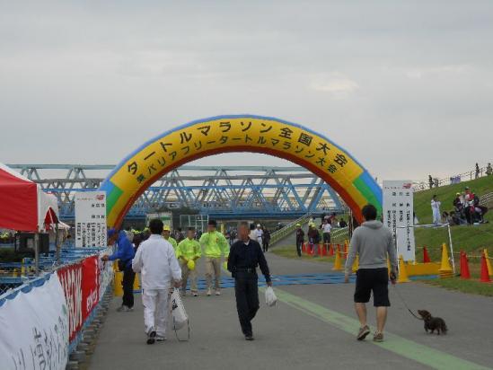 荒川サイクリング10-17-11
