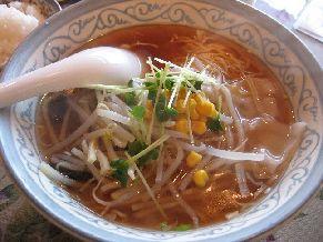 高山 真風 _3_ワンタン麺