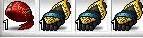 (蠍さんからの武器ドロップはこの2種類のみです(現状))