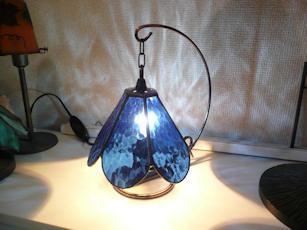 体験用ランプ