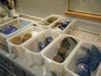 食器棚大掃除 4
