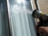 大掃除 窓 1