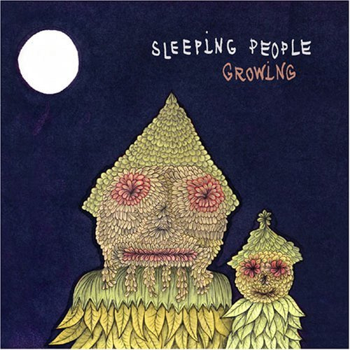 sleeping people-growing