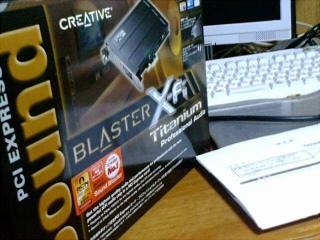 Creative SB-XFi-PA