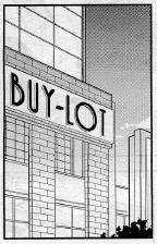 1話 BUY-LOT外観