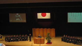 入学宣誓式