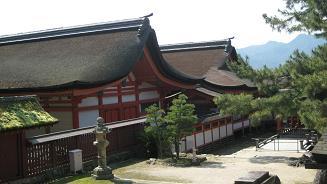 厳島神社③