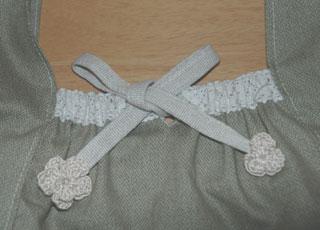 レース編みモチーフ1