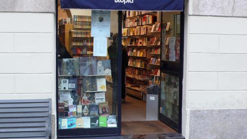 ミラノの書店
