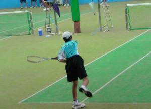 純平テニス
