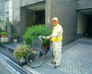 放置自転車の片付けボランティア