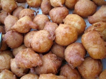 IMG_6525ガーナのドーナツ