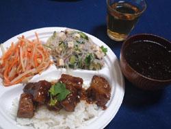 ビーガン タイ料理