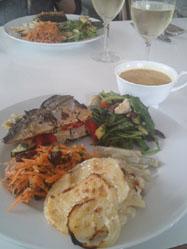 大使館料理