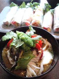 アジアンマクロビ料理2