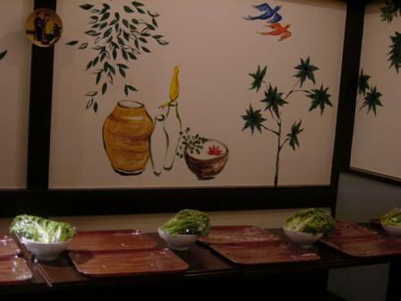 ベトナム料理教室準備中