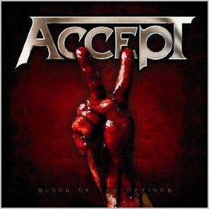 ACCEPT / 「BLOOD OF THE NATIONS」