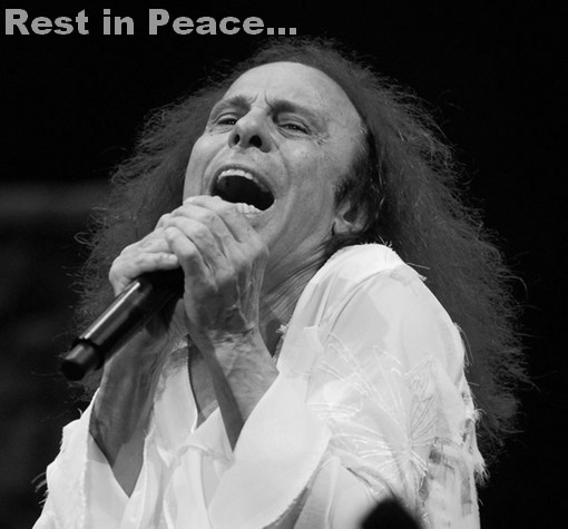 Rest in Peace, Ronnie.