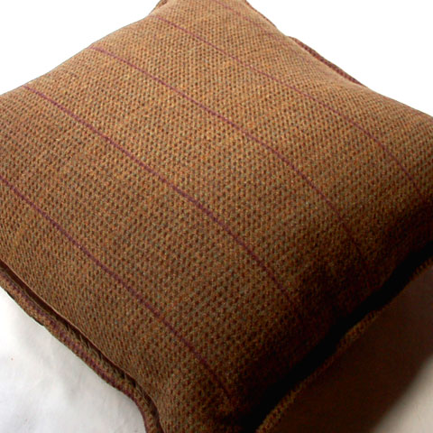 RALPH LAUREN TWEED PILLOW