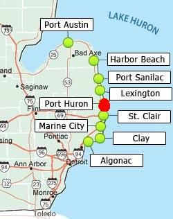 BlueWater_map port huron