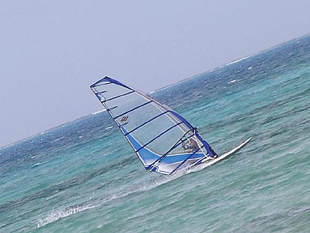 2009年10月2日今日のマイクロビーチ2
