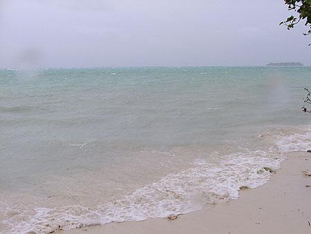 2009年10月3日今日のマイクロビーチ