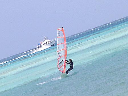 2009年11月4日今日のマイクロビーチ3