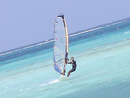 2009年11月4日今日のマイクロビーチ4
